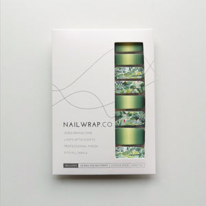 Buy Jungle Fever Nail Polish Wraps at the lowest price in Singapore from NAILWRAP.CO. Worldwide Shipping. Instant designer nail art manicure in under 10 minutes.
