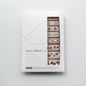 Buy Suprematism Nail Polish Wraps at the lowest price in Singapore from NAILWRAP.CO. Worldwide Shipping. Instant designer nail art manicure in under 10 minutes.