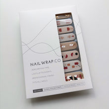Load image into Gallery viewer, Buy Suprematism Nail Polish Wraps at the lowest price in Singapore from NAILWRAP.CO. Worldwide Shipping. Instant designer nail art manicure in under 10 minutes.