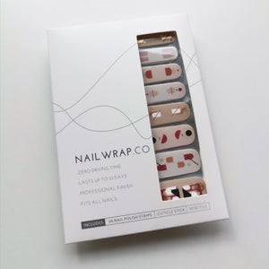 Suprematism - NAILWRAP.CO Nail Wrap Co Nail Wraps Singapore Online SG Nail Stickers Nodspark Freshly Wrapped Freshlywrapped Emmezingnails Yaytonails Yay to Nails Nailedit-wraps Nailed it Gelato Factory Korea United States Australia Personail Itspersonail Nails Mailed Polishpops Cheap DIY Manicure Salon Gelish Acrylic Kids Happie Manufacturer Supplier Wholesale Customized Review