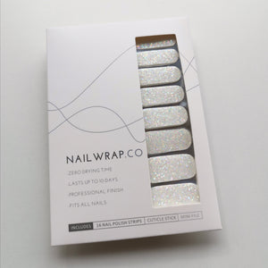 Buy Fairy Dust (Glitter) Nail Polish Wraps at the lowest price in Singapore from NAILWRAP.CO. Worldwide Shipping. Instant designer nail art manicure in under 10 minutes.