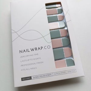 Buy Neutral Colorblock Nail Polish Wraps at the lowest price in Singapore from NAILWRAP.CO. Worldwide Shipping. Instant designer nail art manicure in under 10 minutes.