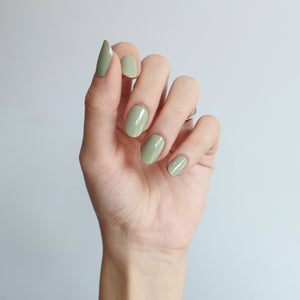 Buy P.S. Olive You (Solid) Nail Polish Wraps at the lowest price in Singapore from NAILWRAP.CO. Worldwide Shipping. Instant designer nail art manicure in under 10 minutes.