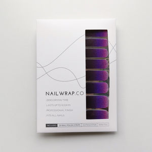 Buy Magic Carpet Glitter Nail Polish Wraps at the lowest price in Singapore from NAILWRAP.CO. Worldwide Shipping. Instant designer nail art manicure in under 10 minutes.