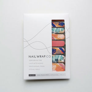 Buy Urban Jungle Nail Polish Wraps at the lowest price in Singapore from NAILWRAP.CO. Worldwide Shipping. Instant designer nail art manicure in under 10 minutes.