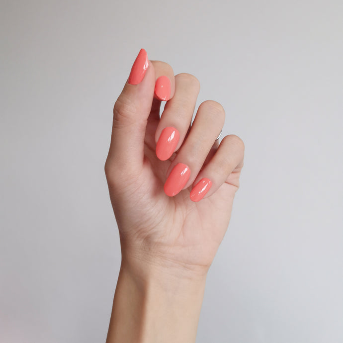 Buy Orange Crush (Solid) Nail Polish Wraps at the lowest price in Singapore from NAILWRAP.CO. Worldwide Shipping. Instant designer nail art manicure in under 10 minutes.
