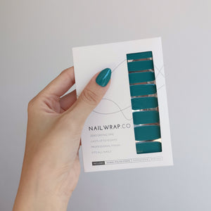 Buy Ocean Breeze (Solid) Nail Wraps at the lowest price in Singapore from NAILWRAP.CO. We Ship Worldwide. Over 300 designs! Instant designer nail art under 10 minutes