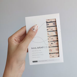 Buy Party in the Woods Nail Polish Wraps at the lowest price in Singapore from NAILWRAP.CO. Worldwide Shipping. Instant designer nail art manicure in under 10 minutes.