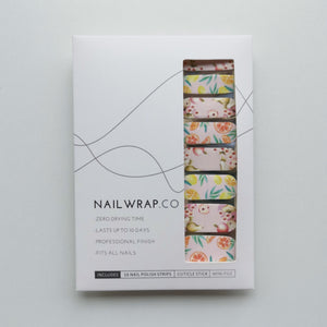 Buy Summer Picks 🍊🍋🍎 Nail Polish Wraps at the lowest price in Singapore from NAILWRAP.CO. Worldwide Shipping. Instant designer nail art manicure in under 10 minutes.