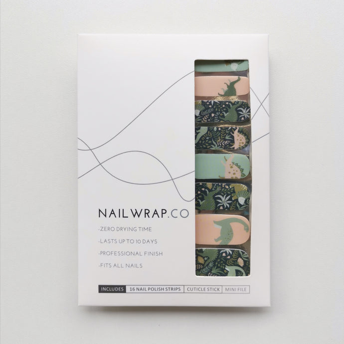 Buy Jurassic Park Nail Polish Wraps at the lowest price in Singapore from NAILWRAP.CO. Worldwide Shipping. Instant designer nail art manicure in under 10 minutes.