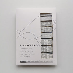 Buy Weaving Floral Overlay Nail Polish Wraps at the lowest price in Singapore from NAILWRAP.CO. Worldwide Shipping. Instant designer nail art manicure in under 10 minutes.