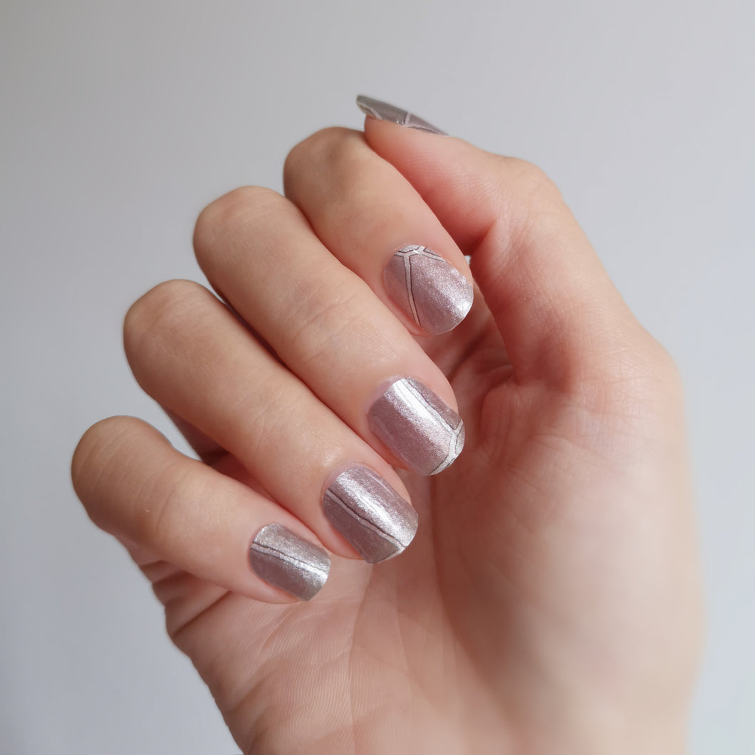 Buy Stepping Stone Nail Polish Wraps at the lowest price in Singapore from NAILWRAP.CO. Worldwide Shipping. Instant designer nail art manicure in under 10 minutes.