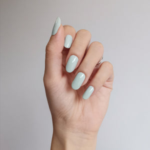 Buy Soft Mint (Solid) Nail Polish Wraps at the lowest price in Singapore from NAILWRAP.CO. Worldwide Shipping. Instant designer nail art manicure in under 10 minutes.