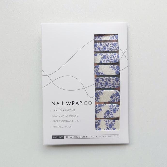 Buy Baroque Nail Polish Wraps at the lowest price in Singapore from NAILWRAP.CO. Worldwide Shipping. Instant designer nail art manicure in under 10 minutes.