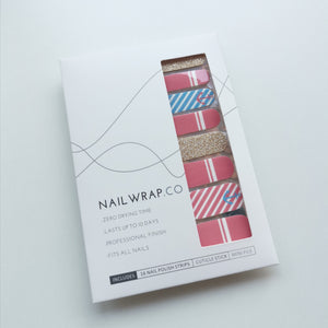 Buy Set Sail ⚓ Nail Polish Wraps at the lowest price in Singapore from NAILWRAP.CO. Worldwide Shipping. Instant designer nail art manicure in under 10 minutes.