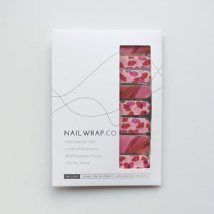 Buy Perin Petals Nail Polish Wraps at the lowest price in Singapore from NAILWRAP.CO. Worldwide Shipping. Instant designer nail art manicure in under 10 minutes.