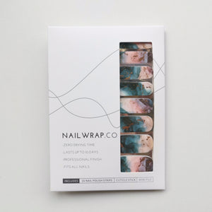 Buy Rowane Gold Foil Nail Polish Wraps at the lowest price in Singapore from NAILWRAP.CO. Worldwide Shipping. Instant designer nail art manicure in under 10 minutes.