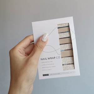 Buy Lace Nail Polish Wraps at the lowest price in Singapore from NAILWRAP.CO. Worldwide Shipping. Instant designer nail art manicure in under 10 minutes.
