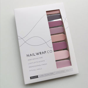 Buy Sugar Berry Palette (Solid) Nail Polish Wraps at the lowest price in Singapore from NAILWRAP.CO. Worldwide Shipping. Instant designer nail art manicure in under 10 minutes.