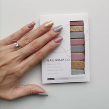 Load image into Gallery viewer, Buy Winter Palette (Solid) Nail Polish Wraps at the lowest price in Singapore from NAILWRAP.CO. Worldwide Shipping. Instant designer nail art manicure in under 10 minutes.