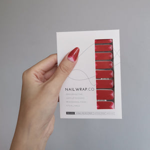 Buy Heart Me ❤️ Nail Polish Wraps at the lowest price in Singapore from NAILWRAP.CO. Worldwide Shipping. Instant designer nail art manicure in under 10 minutes.