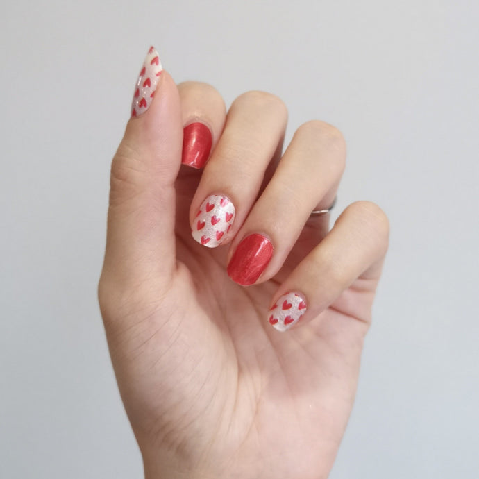 Buy All You Need Is Love ❤️ Nail Polish Wraps at the lowest price in Singapore from NAILWRAP.CO. Worldwide Shipping. Instant designer nail art manicure in under 10 minutes.