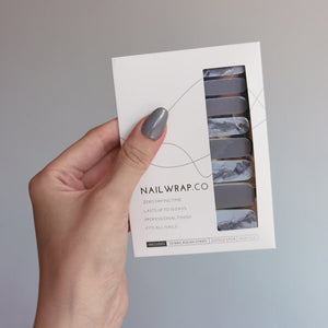 Buy Italian Marble Nail Polish Wraps at the lowest price in Singapore from NAILWRAP.CO. Worldwide Shipping. Instant designer nail art manicure in under 10 minutes.