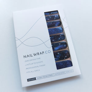 Buy Dancing Stars 🌌 Nail Polish Wraps at the lowest price in Singapore from NAILWRAP.CO. Worldwide Shipping. Instant designer nail art manicure in under 10 minutes.