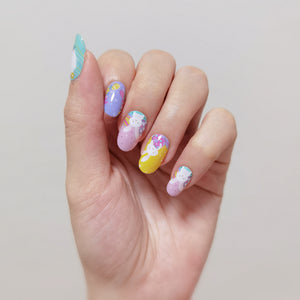 Buy Bunny Buddies Nail Polish Wraps at the lowest price in Singapore from NAILWRAP.CO. Worldwide Shipping. Instant designer nail art manicure in under 10 minutes.
