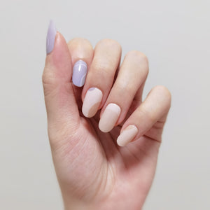 Buy Powder Blush Nail Polish Wraps at the lowest price in Singapore from NAILWRAP.CO. Worldwide Shipping. Instant designer nail art manicure in under 10 minutes.