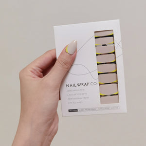 Buy Neon Highlighter Nail Polish Wraps at the lowest price in Singapore from NAILWRAP.CO. Worldwide Shipping. Instant designer nail art manicure in under 10 minutes.