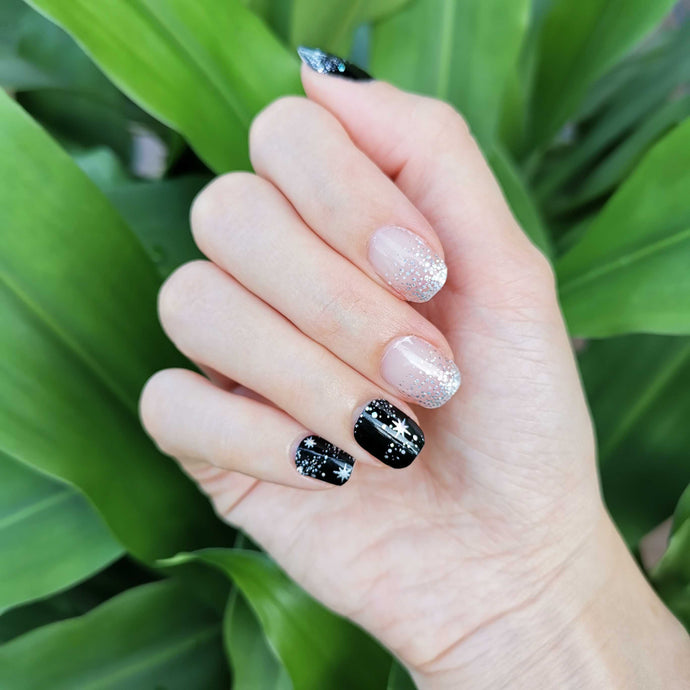 Layla Glitter - NAILWRAP.CO Nail Wrap Co Nail Wraps Singapore Online SG Nail Stickers Nodspark Freshly Wrapped Freshlywrapped Emmezingnails Yaytonails Yay to Nails Nailedit-wraps Nailed it Gelato Factory Korea United States Australia Personail Itspersonail Nails Mailed Polishpops Cheap DIY Manicure Salon Gelish Acrylic Kids Happie Manufacturer Supplier Wholesale Customized Review
