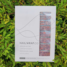 Load image into Gallery viewer, Ozzie Glitter - NAILWRAP.CO Nail Wrap Co Nail Wraps Singapore Online SG Nail Stickers Nodspark Freshly Wrapped Freshlywrapped Emmezingnails Yaytonails Yay to Nails Nailedit-wraps Nailed it Gelato Factory Korea United States Australia Personail Itspersonail Nails Mailed Polishpops Cheap DIY Manicure Salon Gelish Acrylic Kids Happie Manufacturer Supplier Wholesale Customized Review