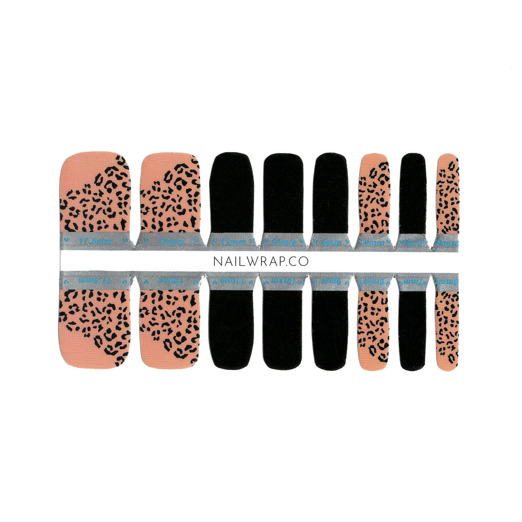 Buy Spot Them (Pedicure) Nail Polish Wraps at the lowest price in Singapore from NAILWRAP.CO. Worldwide Shipping. Instant designer nail art manicure in under 10 minutes.