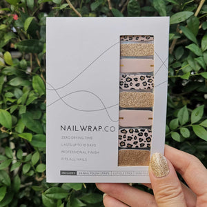 Tara Pink Leopard - NAILWRAP.CO Nail Wrap Co Nail Wraps Singapore Online SG Nail Stickers Nodspark Freshly Wrapped Freshlywrapped Emmezingnails Yaytonails Yay to Nails Nailedit-wraps Nailed it Gelato Factory Korea United States Australia Personail Itspersonail Nails Mailed Polishpops Cheap DIY Manicure Salon Gelish Acrylic Kids Happie Manufacturer Supplier Wholesale Customized Review
