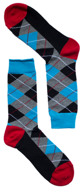 Scotsman Argyle Sock