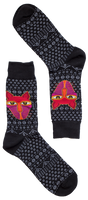 Luxe Creature Sock