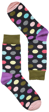 Polka King Sock