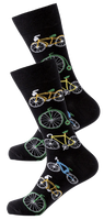 Cycle Away Sock