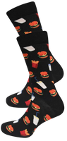 Burger Lover Sock