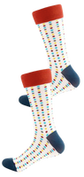 Colorful Dots Sock