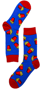 French Fries Sock