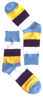 French Stripe Sock