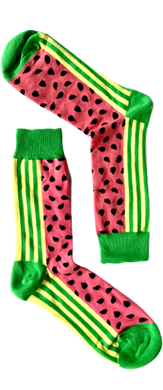 Juicy Melon Sock
