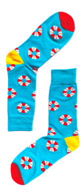 Lifesaver Sock