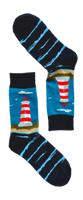 Lighthouse Sock