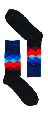Night Gradient Sock