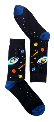 Space Travel Sock