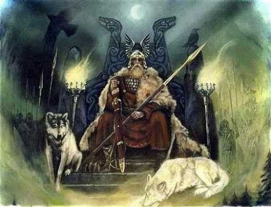 How Odin Gained the Wisdom of the Runes