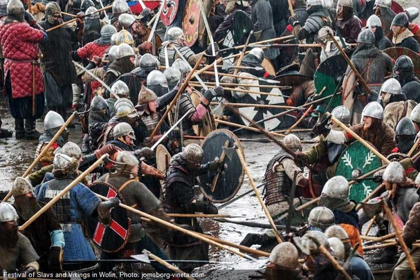 Viking Festivals and Markets 2018